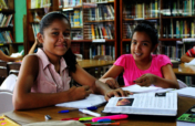 Nurture a love of learning in 500 Managua kids