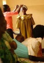Women in IAVI-MRC Clinic in Uganda