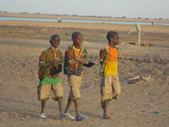 Build a school for 120 children in Timbuktu