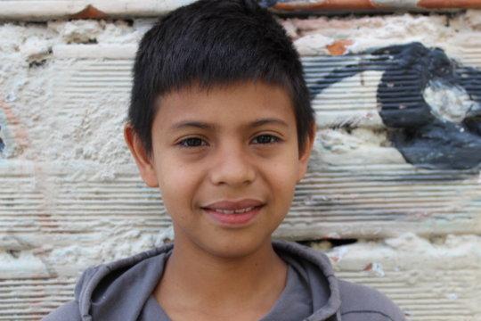 Help Sebastian A. achieve his dreams.
