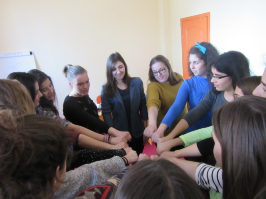 Girls Leading Our World (GLOW) Leadership Academy