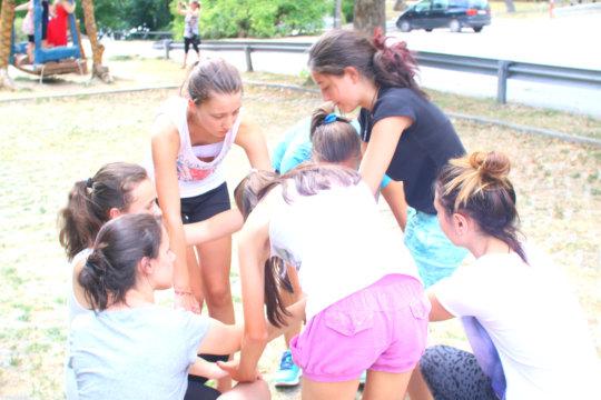 Learning teamwork in practice