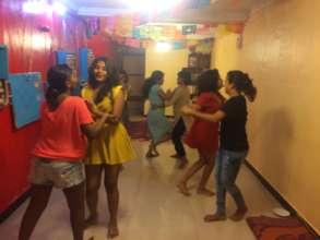 The Krantikaris' Favorite Dance Space