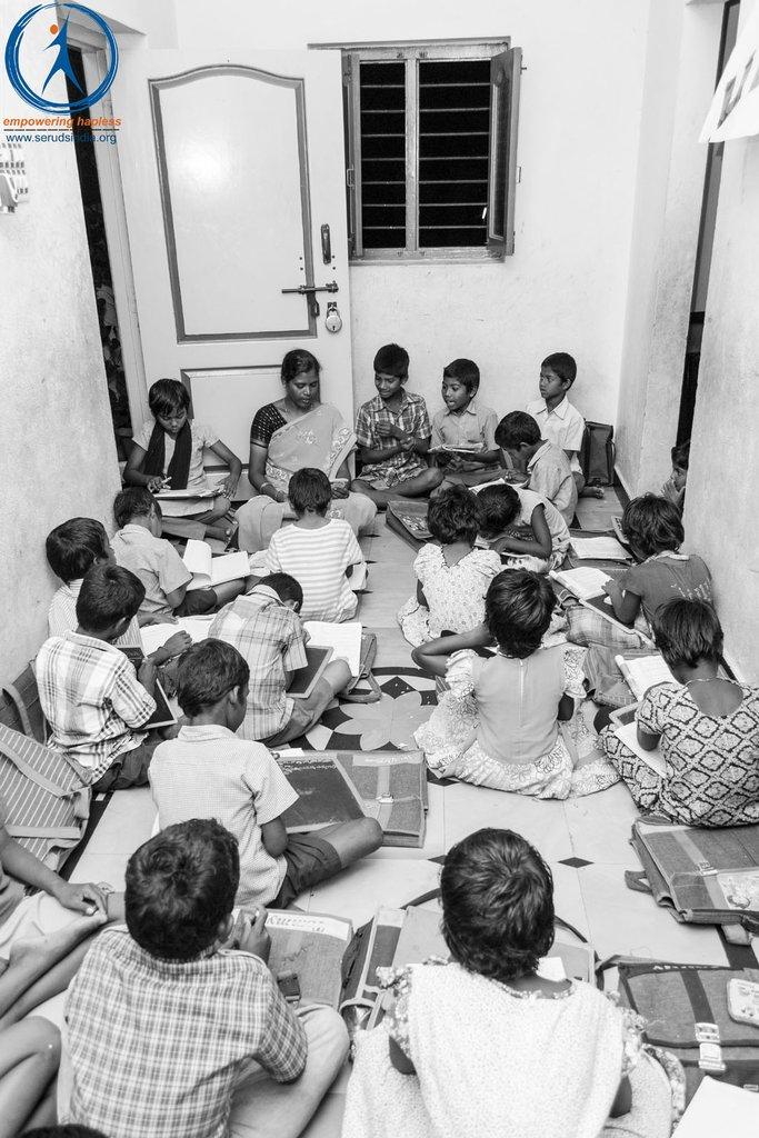 Provide Snacks for Joy Home Orphanage Children