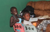 Help Provide Food For Ebola Orphans