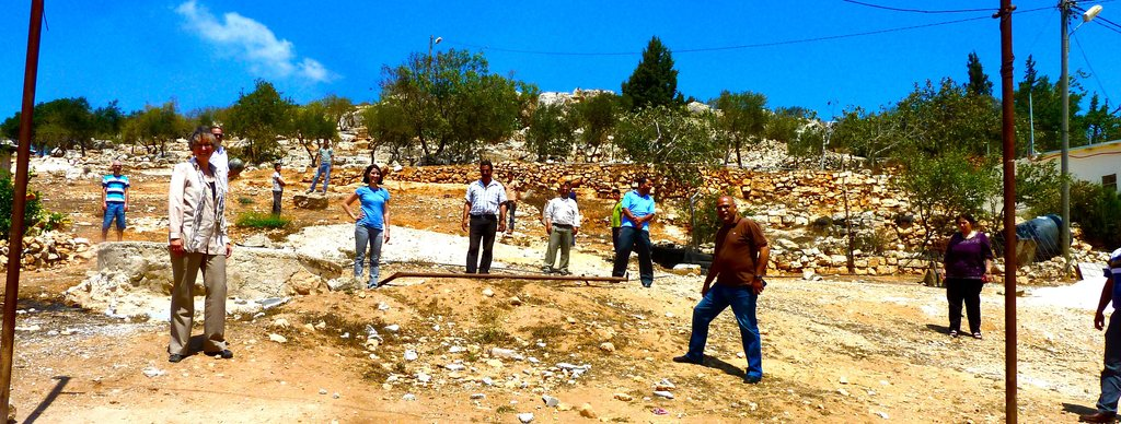 The site of Ein Yanun