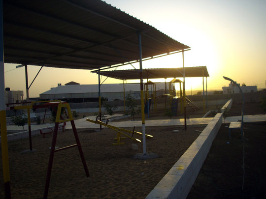 Sun sets on the complete Playground