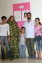 Abir Aramin's family