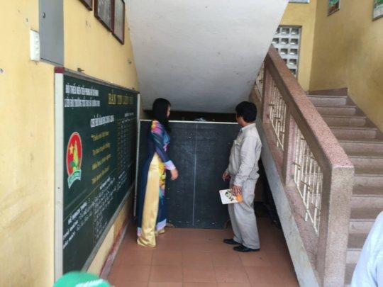 New school in Hue