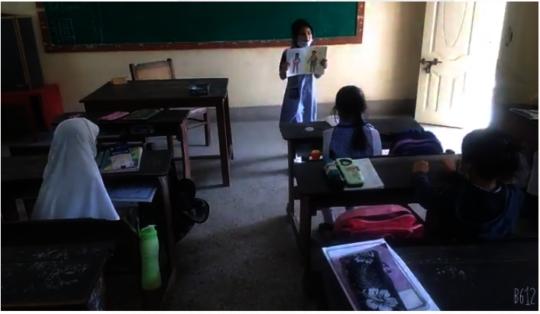 Life Skills based Education for Grade 2 students