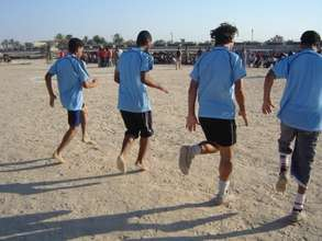 Soccer Warm-ups (2008)