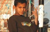 Beam of Light:  Ramadan Soccer Tournament in Rafah
