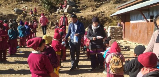 Covid-19 Relief Fund For Rural Nepal