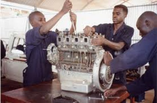 Auto Repair Training