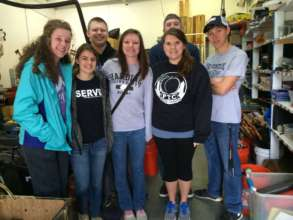 Church of Christ Youth Volunteers