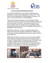 The Out of School Adolescent Project Partnership (PDF)