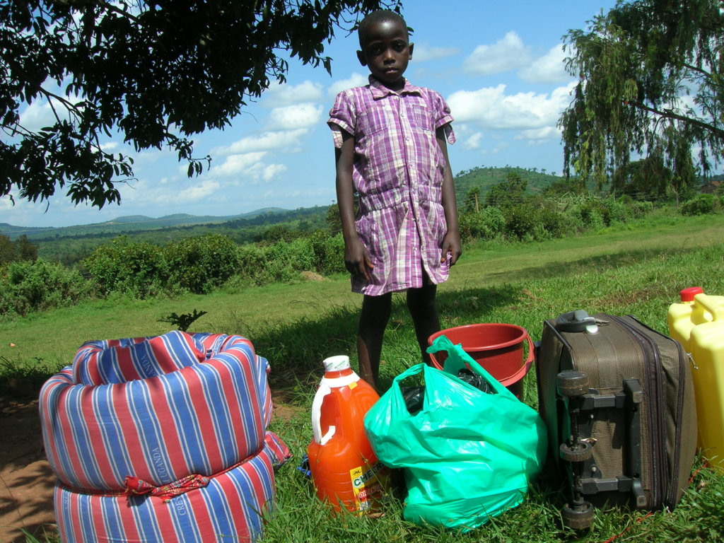Provide school uniforms to 60 pupils in Uganda