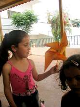 Pinwheels for Peace, as a way to hold on to dreams