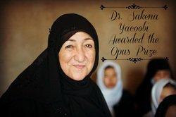 Dr. Sakena Yacoobi (AIL)