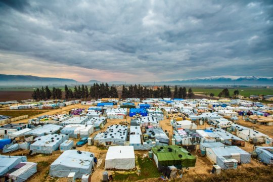 Over 365,000 refugees call Bekaa Valley home