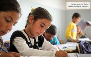 informal education in Lebanon
