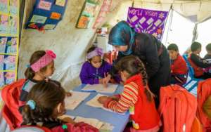 World Vision's Early Learning Center in Lebanon