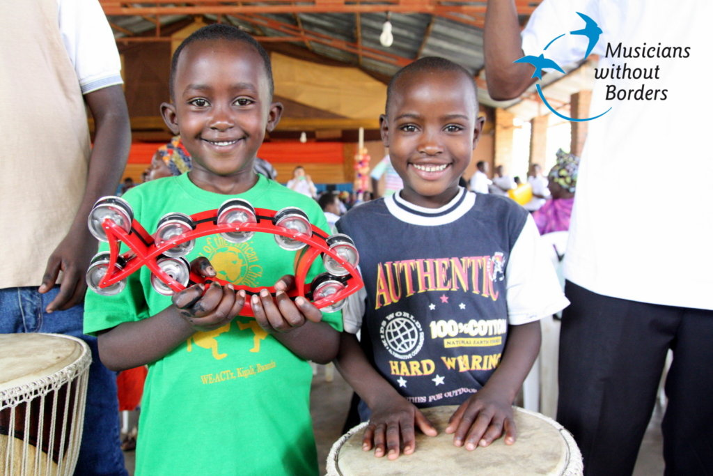 Urgent Campaign for Music Therapy in Rwanda
