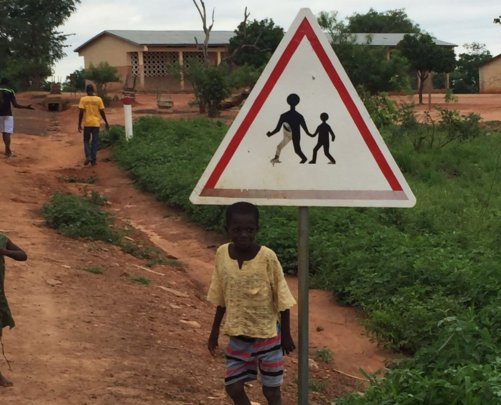 school in Benin