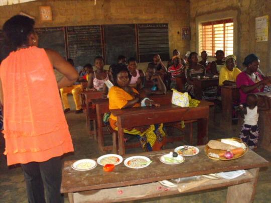Food Education in Benin