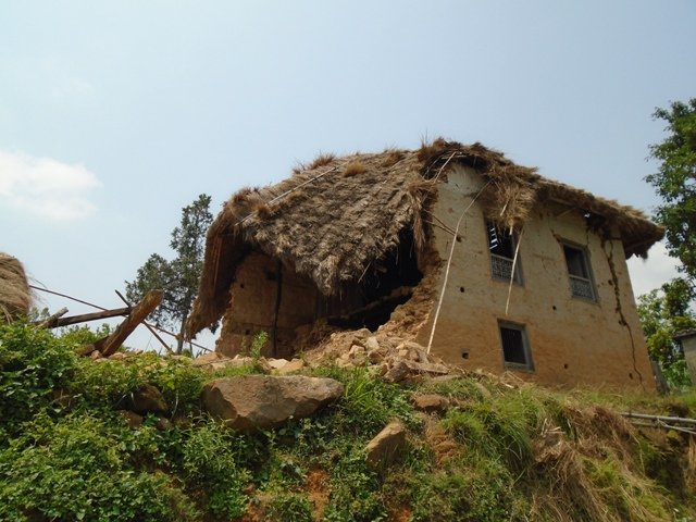 Shelters for 60 Earthquake (EQ) Survivors in Nepal