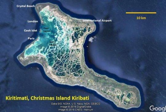 Christmas Island (Kiritimati)