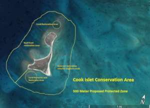 Cook Islet Nursery and Restoration Zone