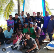 May 2019 workshop, Mamanuca Islands Fiji