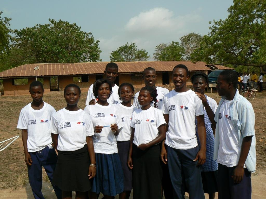 Sustainable Livelihoods for Youths in Ghana