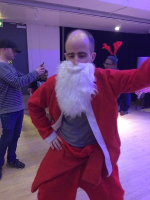 Santa Russell