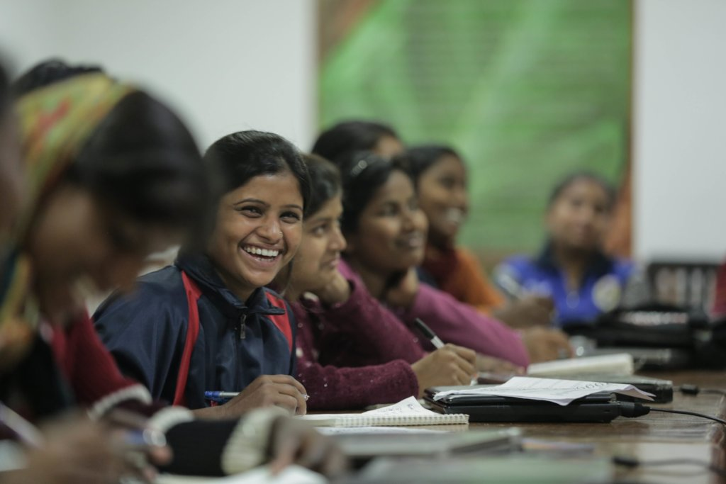 Support A Young Girls Leadership Academy in India