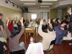 Deaf parents meeting