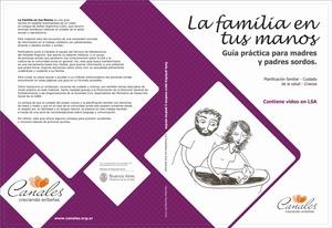La Familia en tus Manos (guide for deaf families)