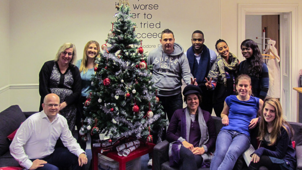 A Christmas Rewards Night for Young Care Leavers
