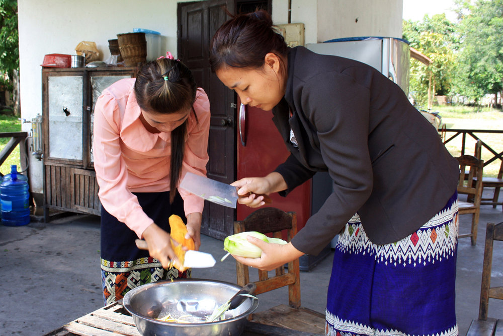 Protect Lao Girls From Human Trafficking
