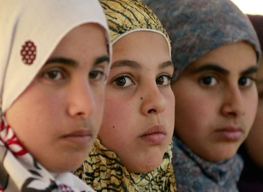 TIGER Girls-Educating Syrian Refugee Girls
