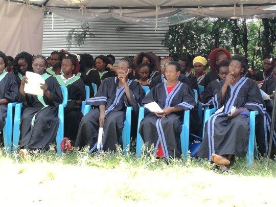 1st NIGEE GEC graduation ceremony