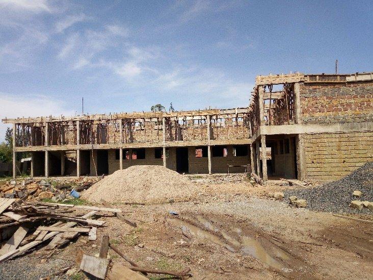 The New Upcoming GEC Site in Kasule, Kisumu, Kenya