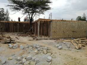Construction of the Girls Empowerment Centre