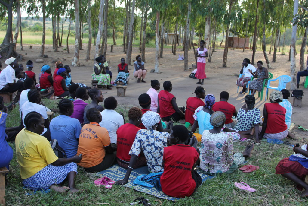 Trauma-relief for 600 Women through Sport and Play