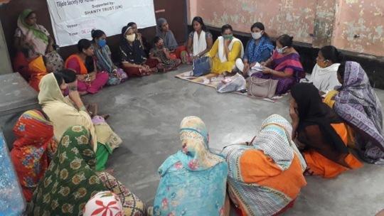Livelihood Training in Topsia