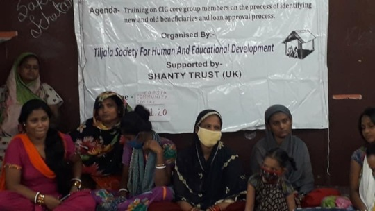 Livelihood Training Meeting