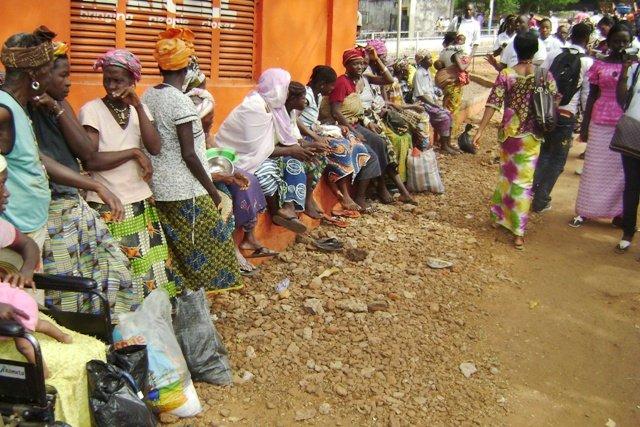 Empowering Women in Sierra Leone