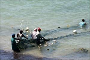 Illegal fishing is big in Kenya