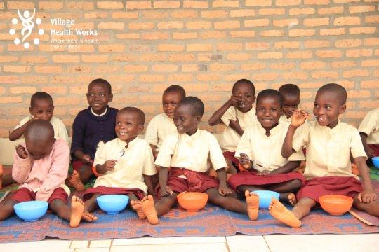 Support Food Security in Kigutu, Burundi